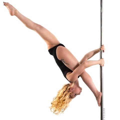 Дарья Мандрик Pole Dance