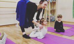 Детская хореография с Ксенией Бирюковой