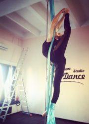 Pole Dance с нуля с Анастасией Висюлиной