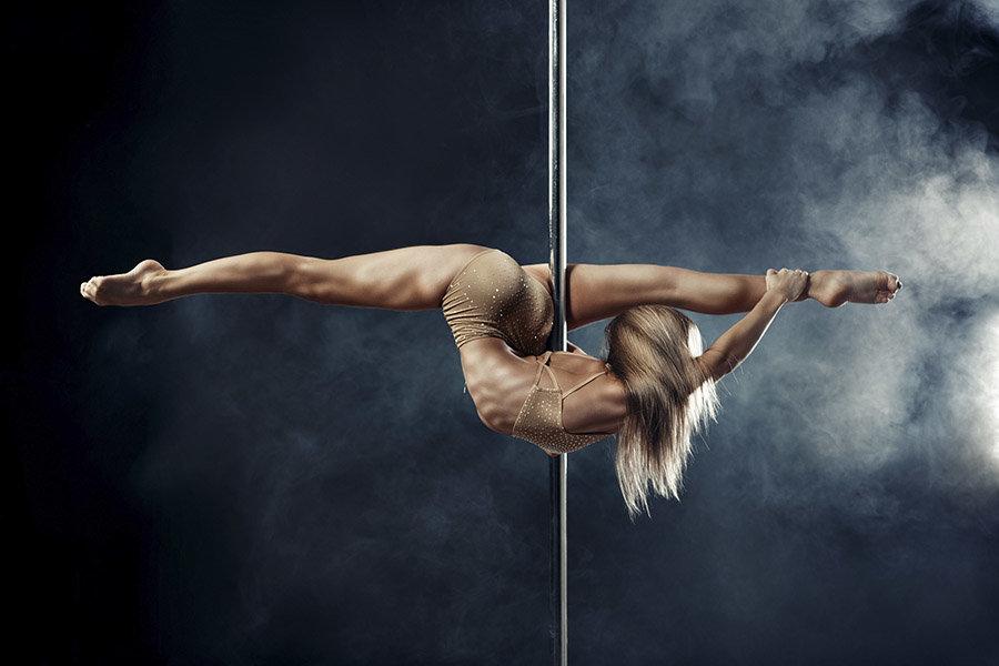 Pole Dance как вид спорта