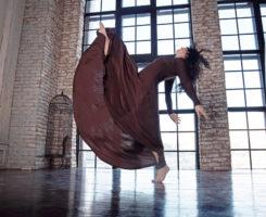 Танец телом с Екатериной Хоботовой