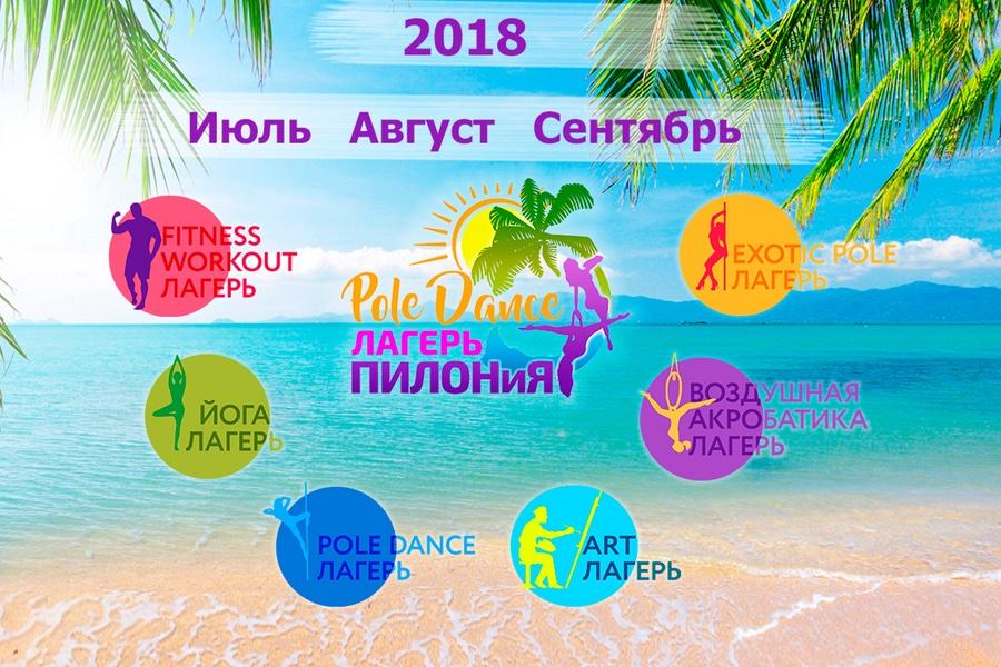 Pole Dance Лагерь ПИЛОНиЯ